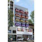 Venta apartamento monoambiente en Pocitos, Montevideo – Edificio Colors