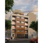 Venta apartamento monoambiente Pocitos Brisa Marina II
