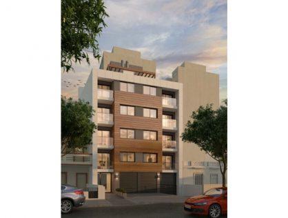 Venta apartamento 1 dormitorio en Pocitos – Edificio Brisa Marina II