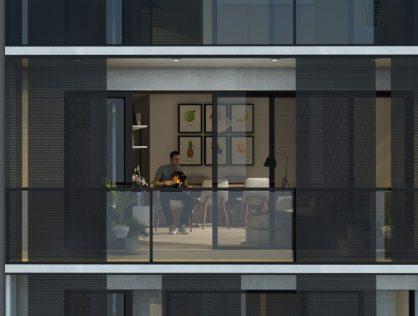 Venta Apartamento 2 dormitorios, La Blanqueada – Edificio Lagom Herrera