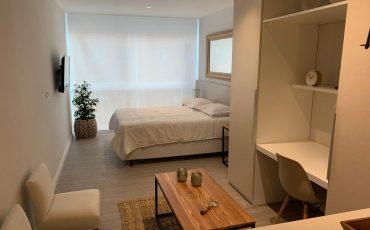 Venta Apartamento Monoambiente barrio Las Artes, Montevideo – Edificio Torre Mauá