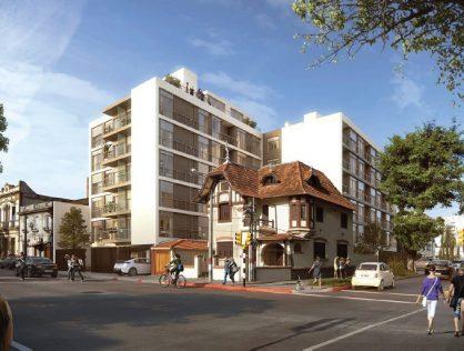 Venta Apartamento Monoambiente, La Blanqueada – Edificio Ventura Urquiza