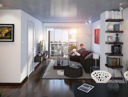 Venta de 2 dormitorios en Centro, Montevideo – Edificio Ciudadela