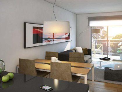 Venta Apartamento 1 dormitorio en Centro, Montevideo – Edificio Ciudadela