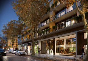 Venta Apartamento Monoambiente Edificio Cordón Design
