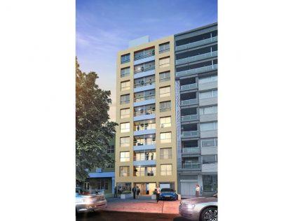 Venta Apartamento 1 Dormitorio, Pocitos, Montevideo – Edificio New P