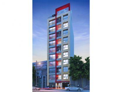 Venta Apartamento 2 Dormitorios Cordón Montevideo High P