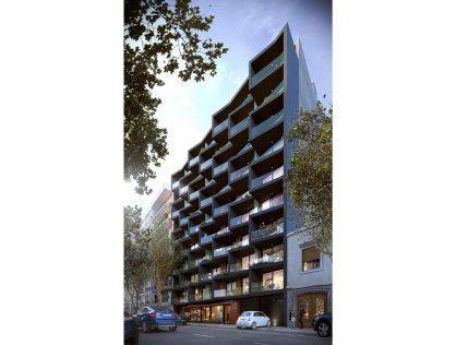 Venta Apartamento 3 Dormitorios, Centro, Montevideo – Edificio Domini Soriano