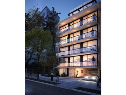 Venta Apartamento 1 dormitorio, Pocitos, Montevideo – Edificio Urban Suites III