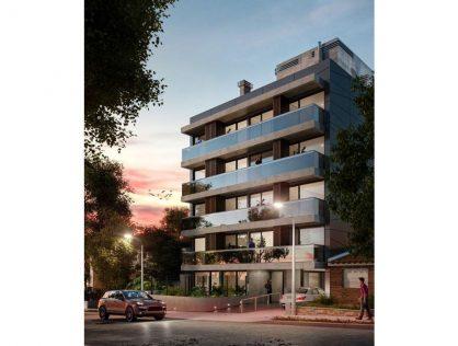 Venta Apartamento Monoambiente, Pocitos, Montevideo – Urban Suites IV Lamas