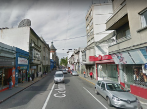 Venta Terreno por Tacuarembó, esquina Colonia, Centro, Montevideo