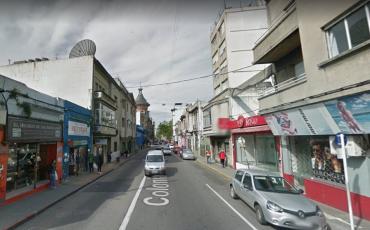 Venta Terreno por Tacuarembó, esquina Colonia Centro