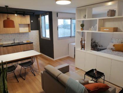 Venta Apartamento Monoambiente Met 3 Cruces Montevideo