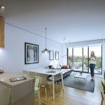 Venta Apartamento 1 dormitorio Punta Carretas SAS