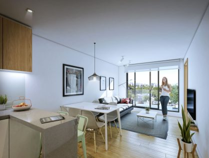 Venta Apartamento 1 dormitorio Punta Carretas, Montevideo – SAS