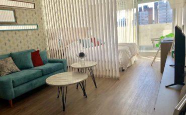 Venta Apartamento monoambiente Pocitos Infinity Buxareo