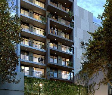 Venta Apartamento 2 Dormitorios Cordón – Edificio Domini Rivera