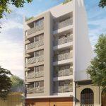 Venta Apartamento 1 dormitorio Centro Edificio Moema