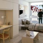 Venta Apartamento 1 dormitorio Centro Montevideo – Edificio Andes