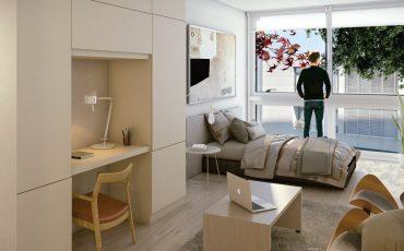 Venta Apartamento 1 dormitorio Centro Montevideo Andes