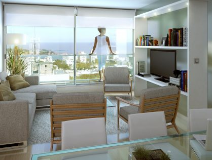 Venta Apartamento 1 Dormitorio Cordón City Blanes