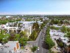 Vista aérea barrio