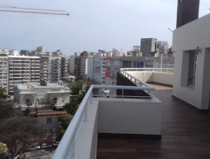 Alquiler Apartamento 2 Dormitorios Pocitos, Montevideo – Edificio Monarca $30.000