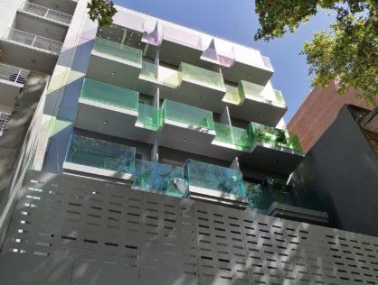 Venta apartamento monoambiente en Pocitos Colors