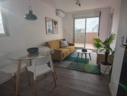 Venta Apartamento Penthouse 1 Dormitorio Centro Km0 Austral