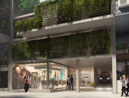 Venta Local comercial Centro Montevideo Green Tower