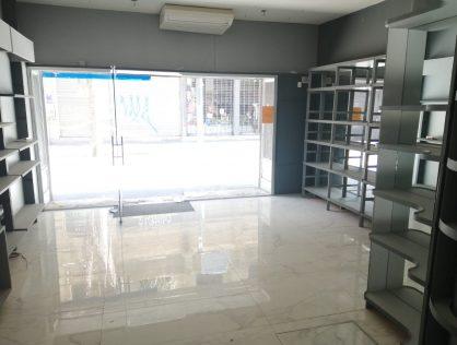 Alquiler Amplio Local Comercial Por Sarandí Ciudad Vieja $85.000