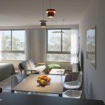 Venta Apartamento 1 dormitorio Pocitos Coral Bay