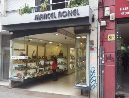 Venta Local Rentado 18 De Julio Y Andes Centro Montevideo