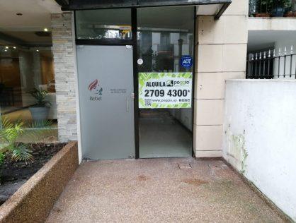 Alquiler Local Comercial en Ellauri Punta Carretas $20.000