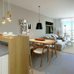 Venta Apartamento 2 Dormitorios Cordón Altos De Canelones