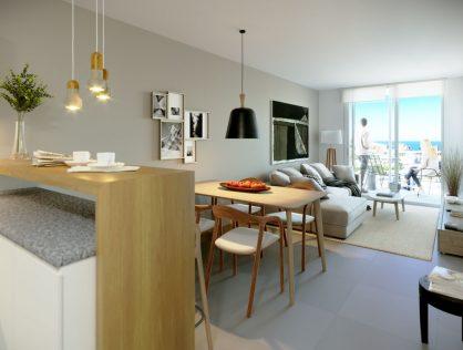 Venta Apartamento 1 Dormitorio Cordón Altos De Canelones