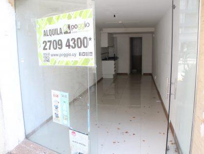 Venta Local Comercial Cordón Zona Diseño Montevideo