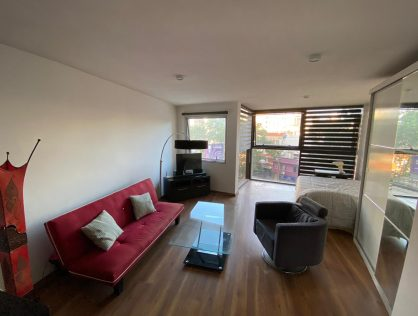 Venta apartamento monoambiente Punta Carretas Kendall P