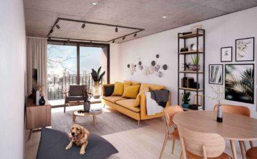 Venta apartamento 2 dormitorios Penthouse Move Centro