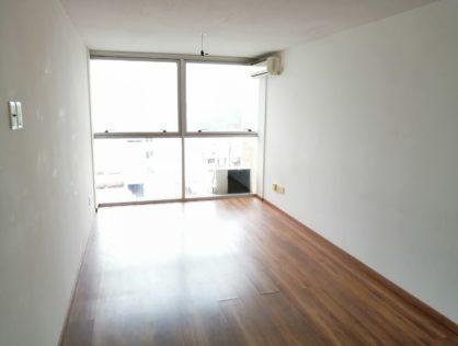 Alquiler apartamento monoambiente Pocitos Apricus $14.000