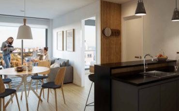 Venta apartamento 2 dormitorios La Blanqueada Nórdico Ventura