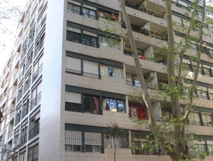 Venta apartamento 1 dormitorio sobre calle Martí Pocitos