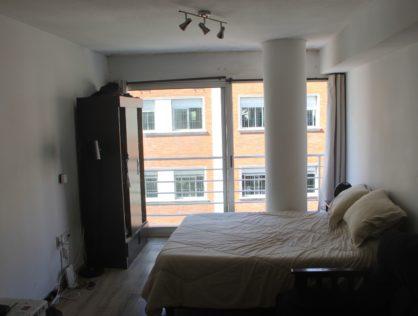 Venta apartamento monoambiente Pocitos Soho Silvestre Blanco