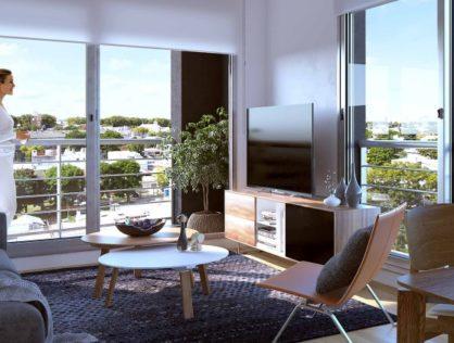 Venta apartamento Monoambiente La Blanqueada Nórdico Ventura